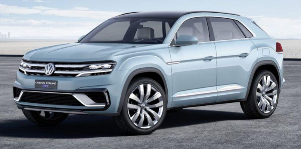 Rumeur confirmée : un Volkswagen Tiguan Coupé dans les cartons