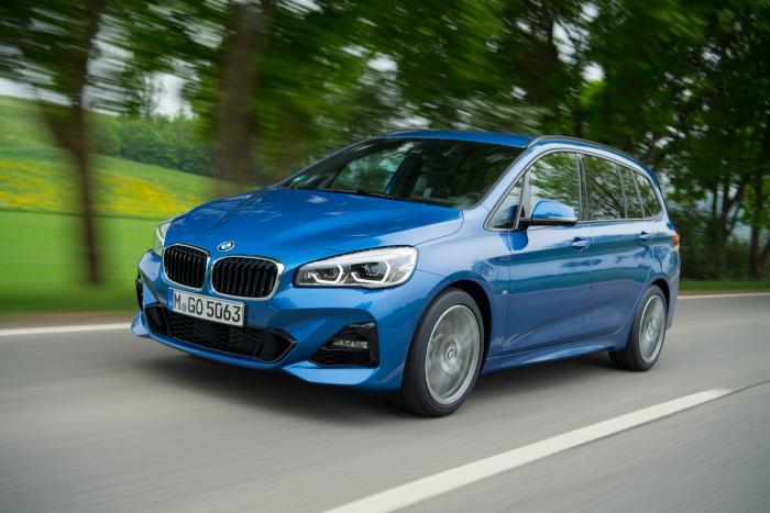 BMW Série 2 Gran Tourer (2018)