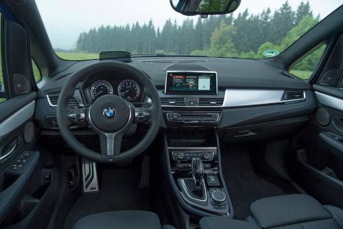 Essai BMW Série 2 Gran Tourer (2018) : intérieur