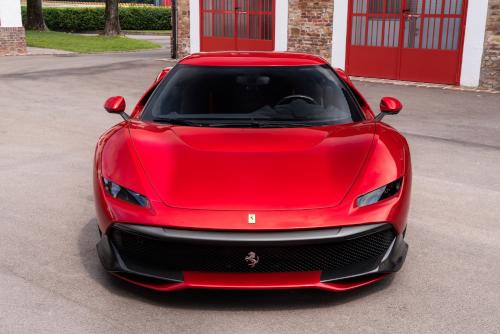 Ferrari SP38 : une commande spéciale