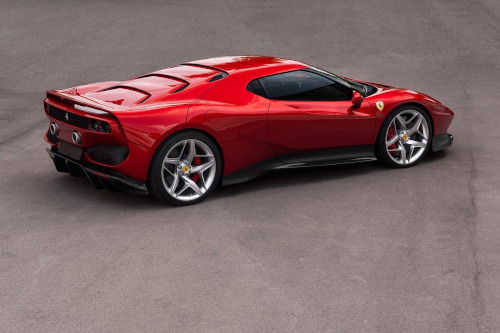 Ferrari SP38 : un modèle unique pour un client de l'écurie