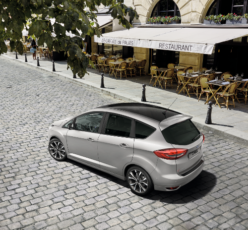 Le Ford C-Max : le monospace sort sa finition Sport