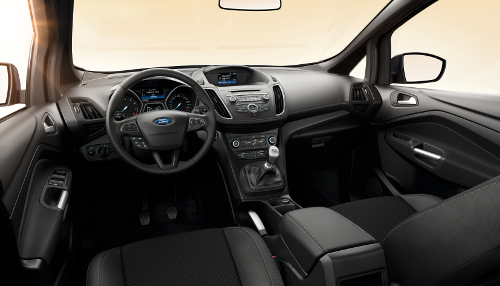 Le Ford C-Max : le monospace sort sa finition Sport