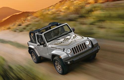 Jeep Wrangler : un adieu avec deux séries limitées