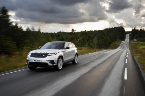 Range Rover Velar 2018 : nouveaux moteurs