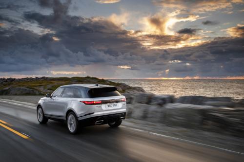 Range Rover Velar : nouvelles motorisations