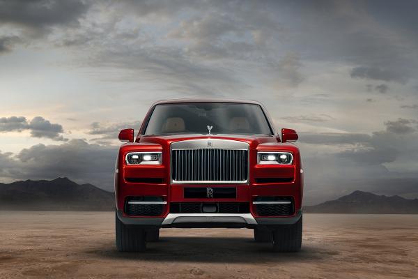 Rolls-Royce Cullinan : un diamant à l'état pur