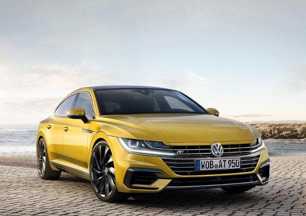 Du changement pour les motorisations de la Volkswagen Arteon
