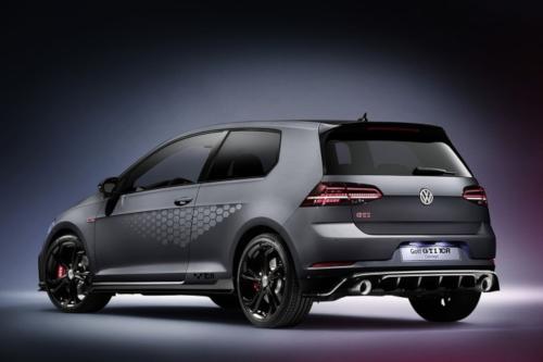 Volkswagen Golf GTi TCR : allure sportive