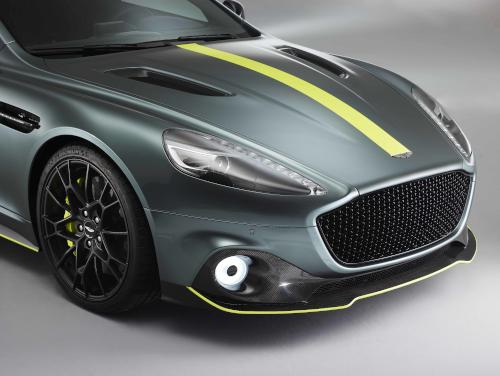 Design de l'Aston Martin Rapide AMR