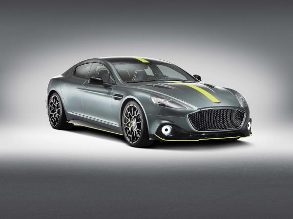Aston Martin Rapide AMR : l'édition limitée se dévoile