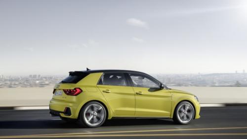 La nouvelle Audi A1 bénéficie de moteurs essence
