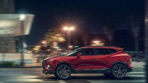 Chevrolet Blazer : le retour