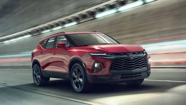 Chevrolet Blazer 2019 :  un retour sportif