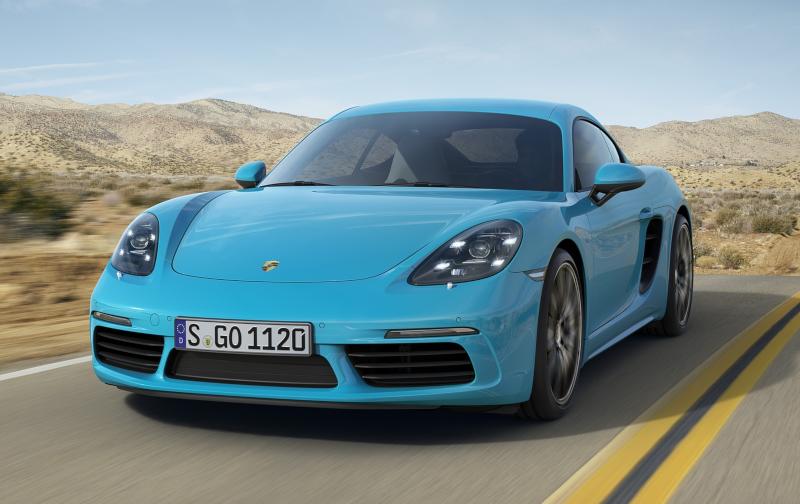 Découvrez notre essai de la Porsche 718 Cayman S