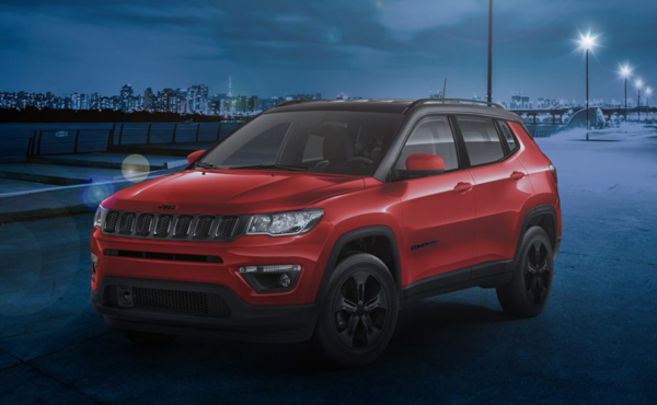 Jeep Compass : Brooklyn Edition rejoint la gamme