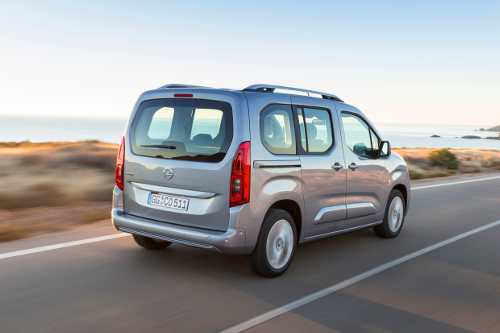Ludospace Opel Combo Life : il casse son image d'utilitaire