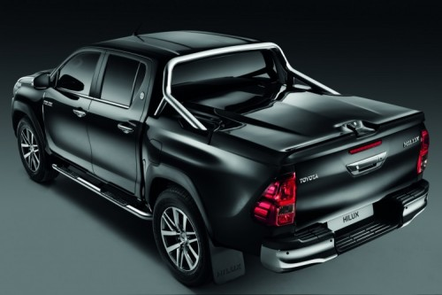 Toyota Hilux Chrome