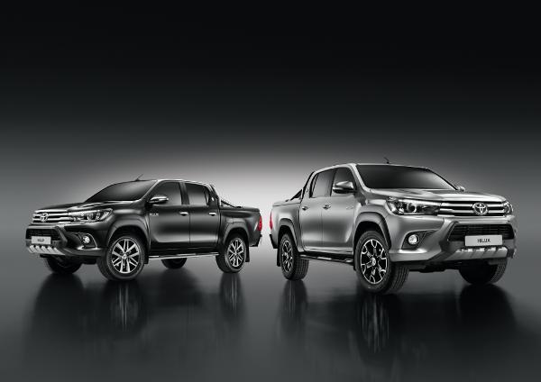 Le Toyota Hilux fête ses 50 bougies avec 2 séries spéciales