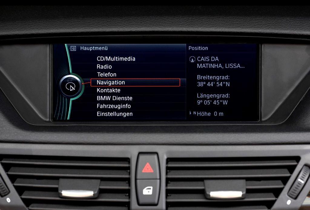 L'équipement de la BMW X1