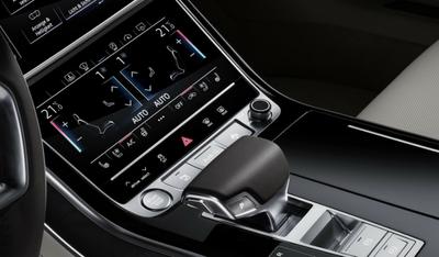 L'équipement de l'Audi A8