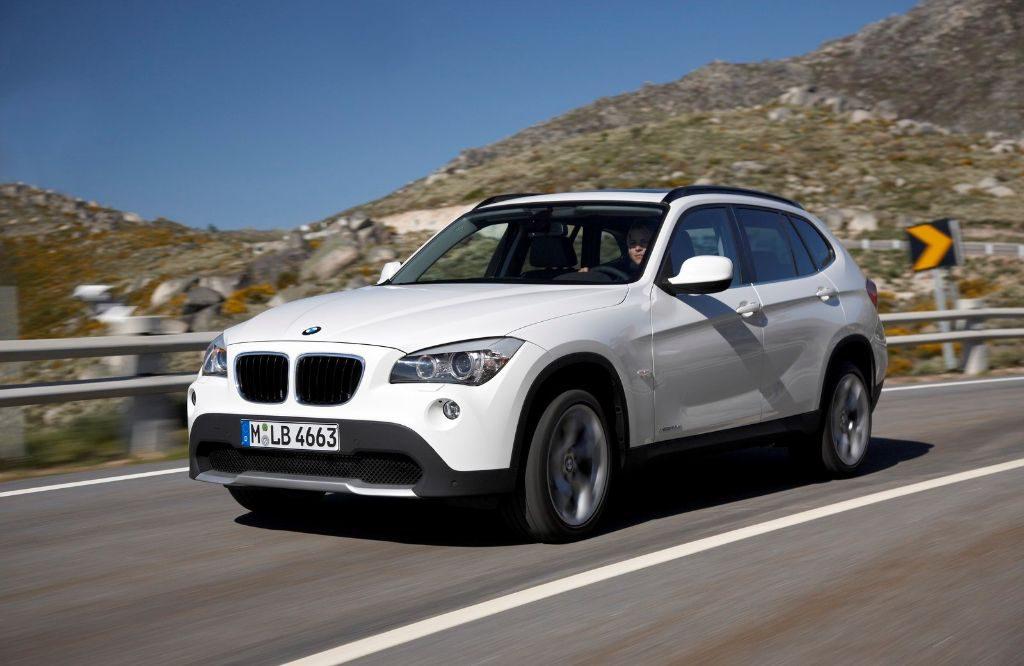 Le Nouveau BMW X1