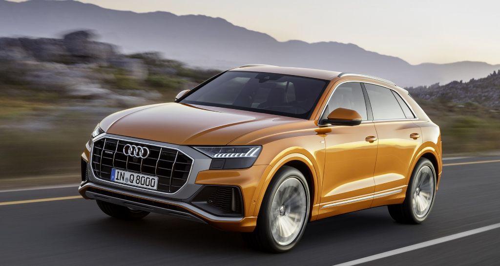 Découvrez l'essai inédit de l'Audi Q8
