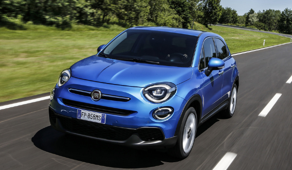 Essai automobile : la version restylée de la Fiat 500X