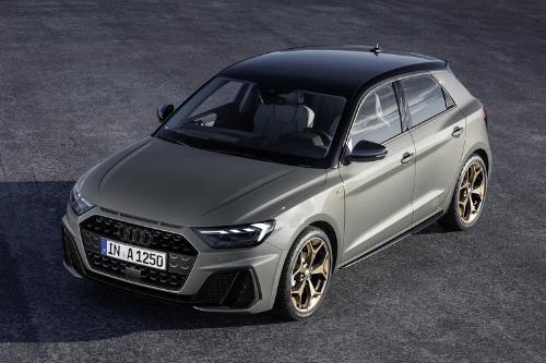 Les citadines au Mondial de l'Auto 2018 : l'Audi A1 Sportback