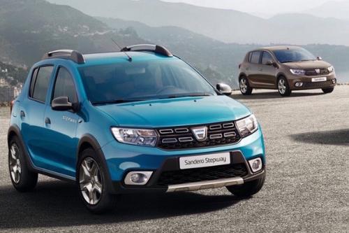 Les citadines au Mondial de l'Auto 2018 : La Dacia Sandero