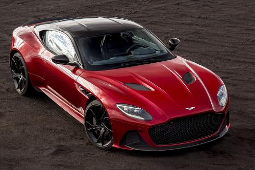 Les supercars au Mondial 2018 : Aston Martin DBS