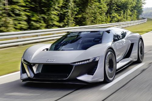 Les supercars au Mondial 2018 : Audi PB18 E-Tron