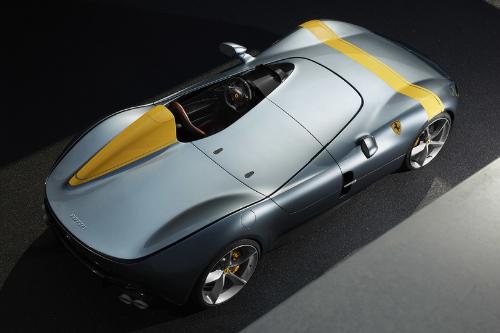 Les supercars au Mondial 2018 : Ferrari Monza SP1