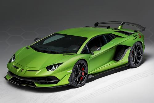 Les supercars au Mondial 2018 : La Lamborghini Aventador SVJ