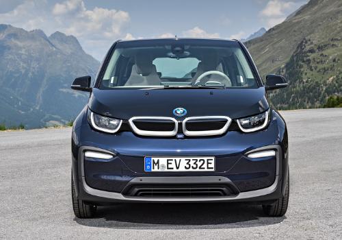 Véhicules électriques du Mondial 2018 : La BMW i3