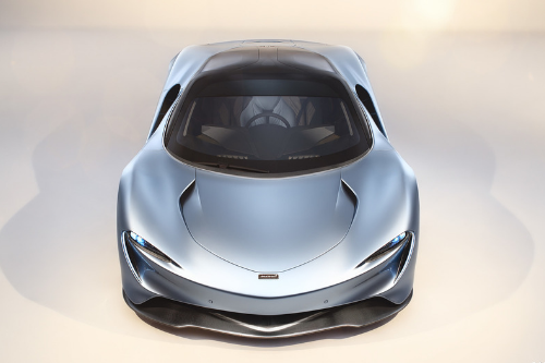 Prix et conditions de la McLaren Speedtail