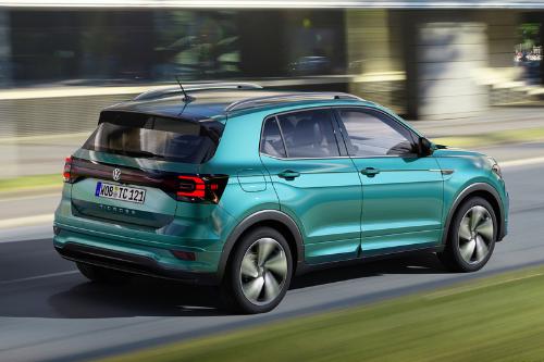 Commercialisation en avril 2019 pour le Volkswagen T-Cross