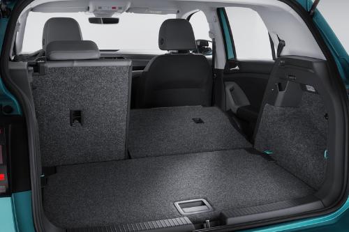 De l'ergonomie à tous les niveaux pour le Volkswagen T-Cross