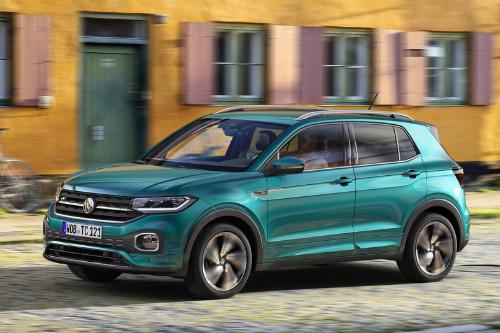 Volkswagen proposera un nouveau SUV en 2019 : le T-Cross