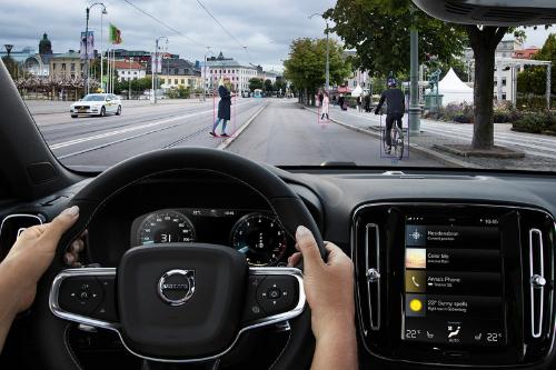 Essai du Volvo XC40 : des équipements de qualité