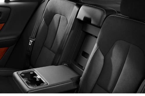 Essai du Volvo XC40 : un intérieur confortable