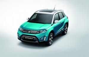 Cure de jeunesse pour le Suzuki Vitara