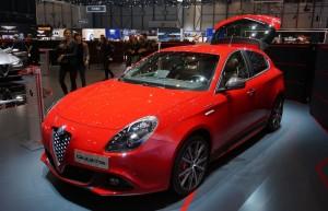 Au Salon de Genève, Alfa Romeo se tourne vers l'international