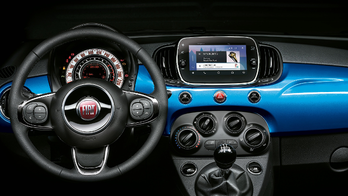 Fiat 500 Mirror : l'italienne version high-tech