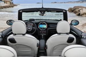 MINI Cabrio 2016 habitacle
