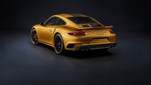 design porsche 911 turbo s exclusive