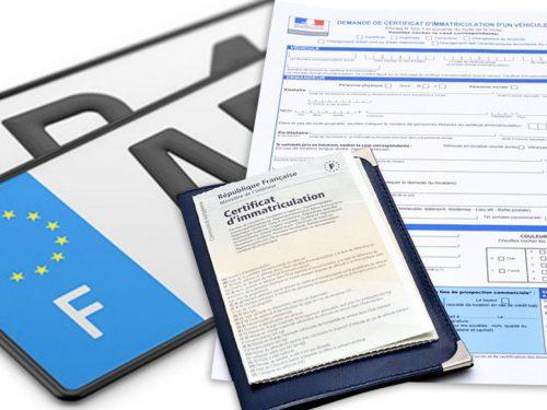 Retrouvez dans cet article, toutes les informations nécessaires pour faire la demande de carte grise.